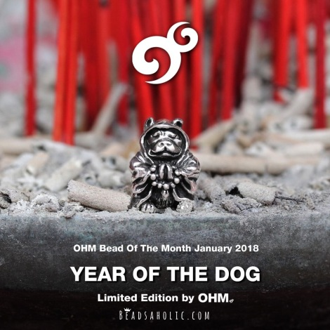 Ohm January BOTM Year Of The Dog Preview |